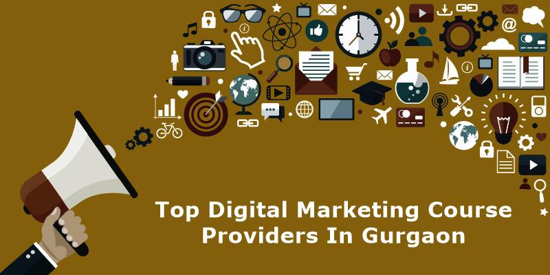 Top Digital marketing course providers in Gurgaon